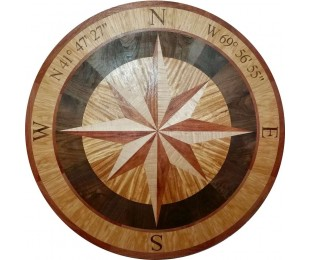 Eurybianan 01 Compass Rose